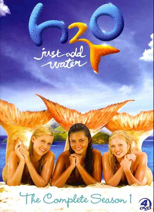 H2O:JUST ADD WATER COMPLETE SEASON 1 BY H2O: JUST ADD WATER (DVD)
